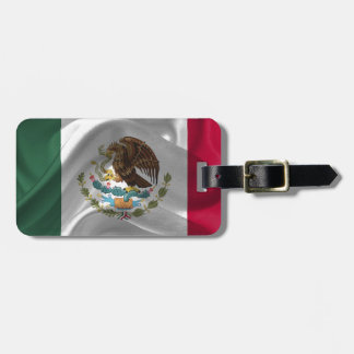 Mexico Flag Mexican Flag Flag Of Mexico Luggage Tag