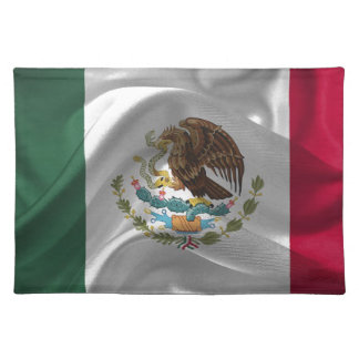 Mexico Flag Mexican Flag Flag Of Mexico Placemat