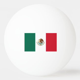 Mexico flag ping pong balls for table tennis Ping-Pong ball