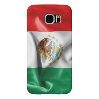 Mexico Flag Samsung Galaxy S6 Cases