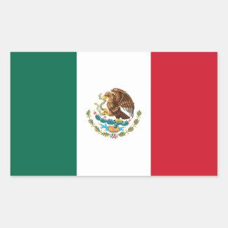 Mexico Flag Sticker