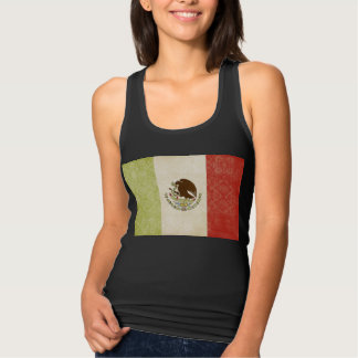 Mexico Flag Tank Top