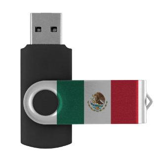 Mexico Flag USB Flash Drive
