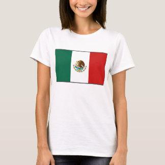 Mexico Flag x Map T-Shirt