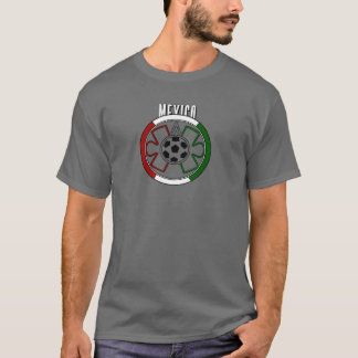 mexico futbol team T-Shirt