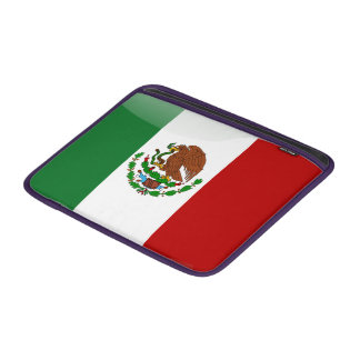 Mexico glossy flag sleeves for MacBook air