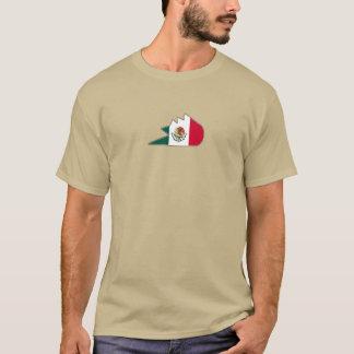 mexico grind skateboarding shirt