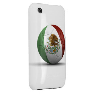 Mexico iPhone 3 Cases