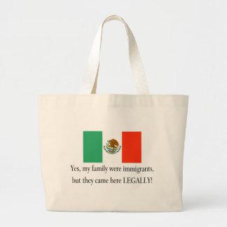 Mexico Jumbo Tote Bag