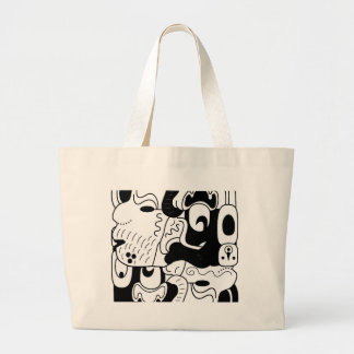 Mexico Large Tote Bag