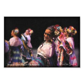 Mexico Lindo 8x12 Portait Photo Print