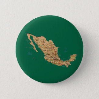 Mexico Map Button