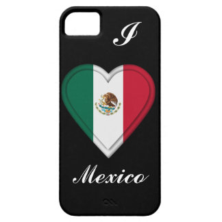 Mexico Mexican flag Case For The iPhone 5