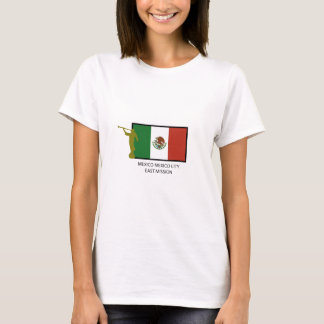 MEXICO MEXICO CITY EAST MISSION LDS CTR T-Shirt