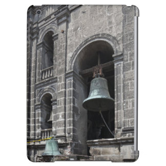 Mexico, Mexico City, Zocalo. The Bell Towers iPad Air Cover