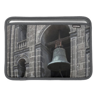 Mexico, Mexico City, Zocalo. The Bell Towers MacBook Sleeve