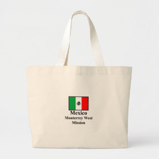 Mexico Monterrey West Mission Tote