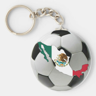 Mexico national team keychain