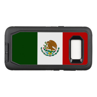 Mexico OtterBox Defender Samsung Galaxy S8 Case