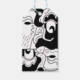 Mexico Pack Of Gift Tags