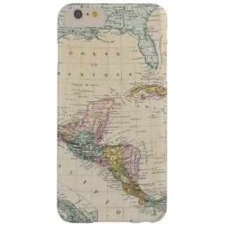 Mexico, Panama, Central America Barely There iPhone 6 Plus Case