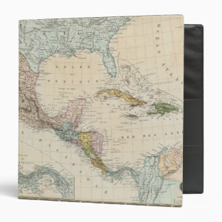 Mexico, Panama, Central America Vinyl Binder
