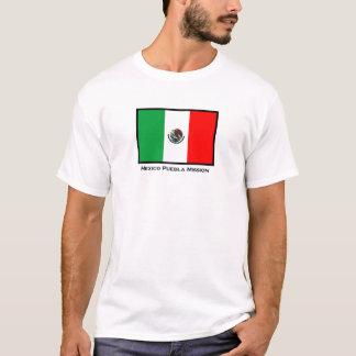 Mexico Puebla LDS Mission T-Shirt
