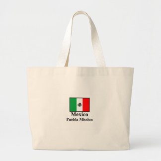 Mexico Puebla Mission Tote