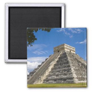 Mexico, Quintana Roo, near Cancun, Chichen 5 Magnet