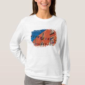 Mexico, San Miguel de Allende. Colorful banners T-Shirt
