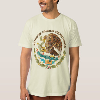 Mexico - Seal of the estados unidos mexicanos T-Shirt
