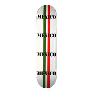 Mexico Skate Deck