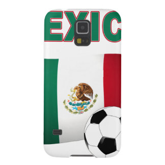 Mexico Soccer 0535 Case For Galaxy S5