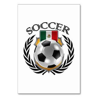 Mexico Soccer 2016 Fan Gear Card