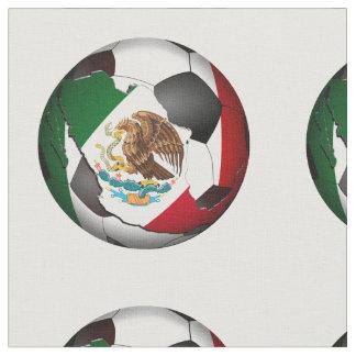 Mexico Soccer Ball Fabric