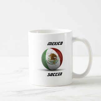 Mexico Soccer Ball Mug