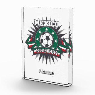 Mexico Soccer Burst