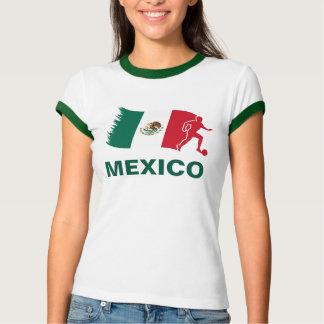 Mexico Soccer Flag T-Shirt