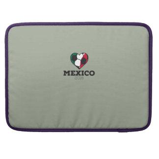 Mexico Soccer Shirt 2016 Sleeve For MacBooks