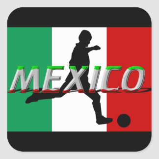 Mexico Soccer Stickers