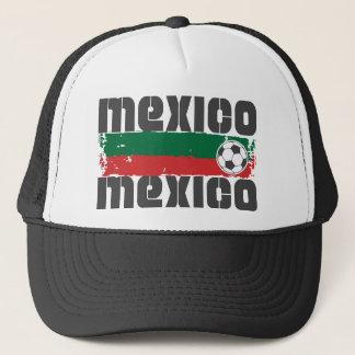 Mexico Soccer Trucker Hat