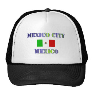 Mexico town center trucker hats