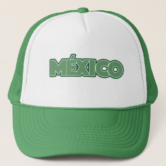 Mexico Trucker Hat