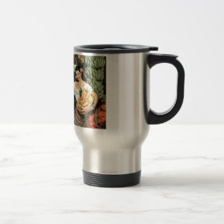 Mexico vintage stainless steal mug