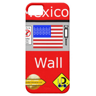 Mexico Wall Case For The iPhone 5