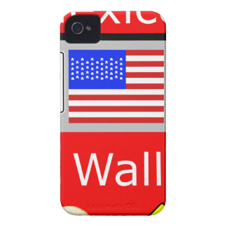 Mexico Wall iPhone 4 Case