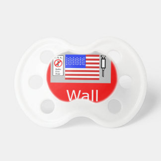 Mexico Wall Pacifier