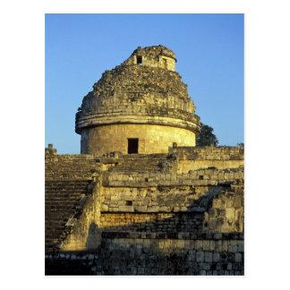 Mexico, Yucatan. Caracol: astronomical Postcard