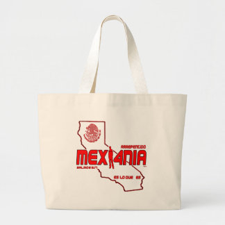 MEXIFORNIA LARGE TOTE BAG