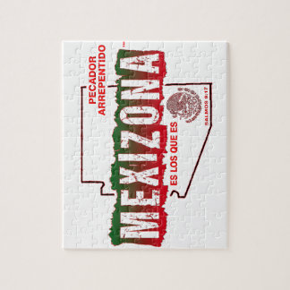 MEXIZONA JIGSAW PUZZLE
